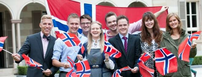 norwegian national day 2019, community event, fun things to do, cultural event, qut students, east west qut, ansa brisbane, qut gardens point campus, norwegian food, norwegian constitution day