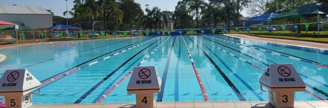 Olympic Pools Sydney Michael Wendon Miller