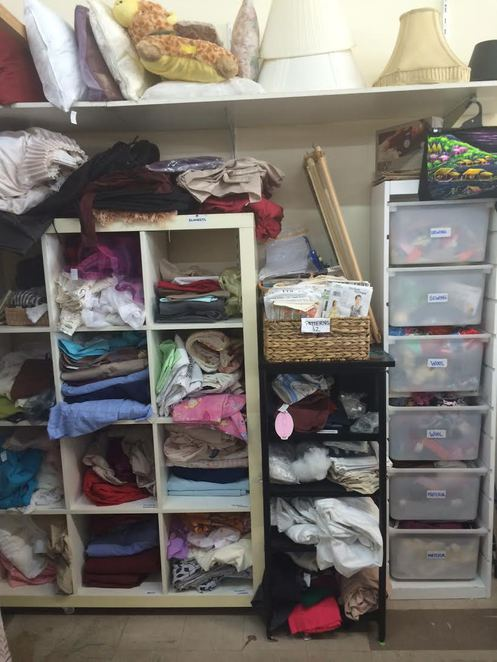 Op Shop, Aid for the blind, second hand clothing, annerley, homewares, vintage, retro