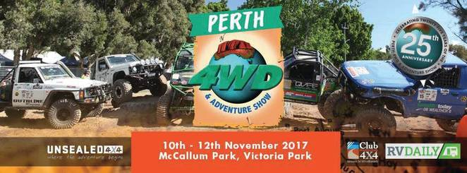 Perth 4WD and Adventure Show 2017, McCallum Park, camping events Perth, travel events Perth, 4WD Events Perth, 4X4 Events Perth Perth 4WD and Adventure Show 2017