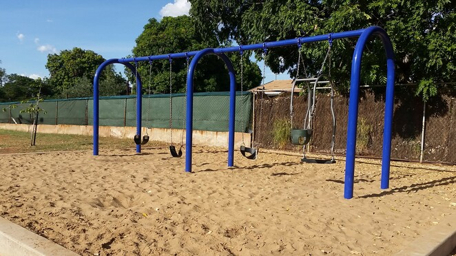 playground, park, Mount Isa, Queensland, free, children, children play area, outback