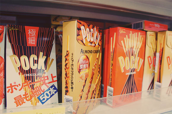 pocky, glico, biscuit, chocolate, snack, sweet