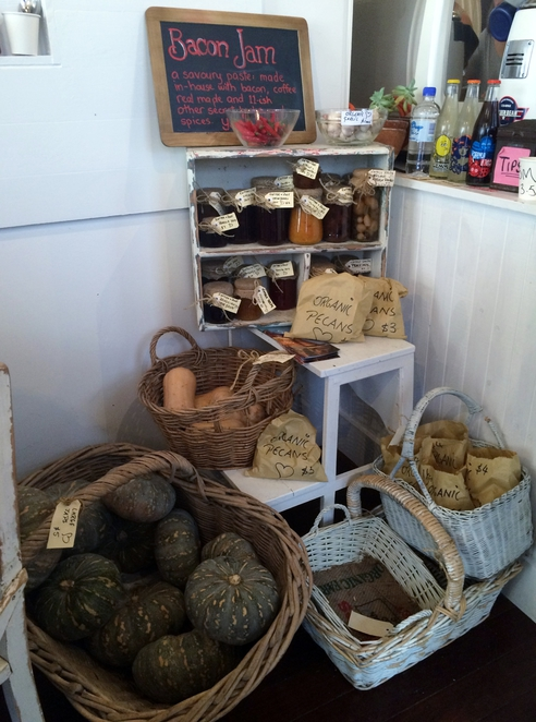 Rafter and Rose, Rafter & Rose, jams, organic, cafe