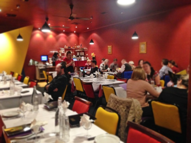 ramas, fijian indian restaurant, pearce shops, ACT, best indian in canberra, restaurants, indian restaurants, dinner