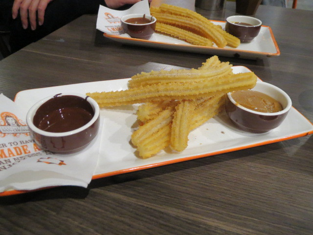 San Churro, Churros for Two, Adelaide