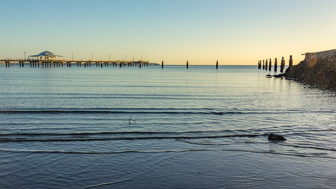 Shorncliffe, jetty, pier