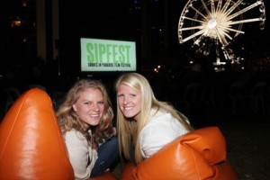 Sipfest, movies in Surfers, film festival Surfers