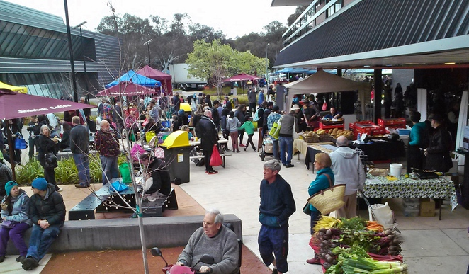 southside farmers market, canberra, ACT, fresh food, farmers markets, ACT, weekend,