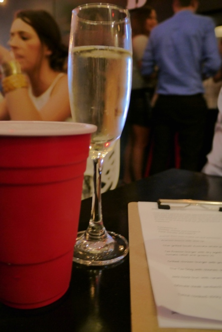 taxpayer beer, frat beer cups