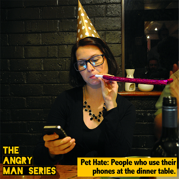 The Angry Man Series, Ben Sutton, Sian Choyce, Webseries, Comedy, Maya Kavanagh