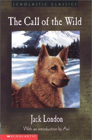 The Call of the Wild, Jack London, books for dog lovers, books about dogs