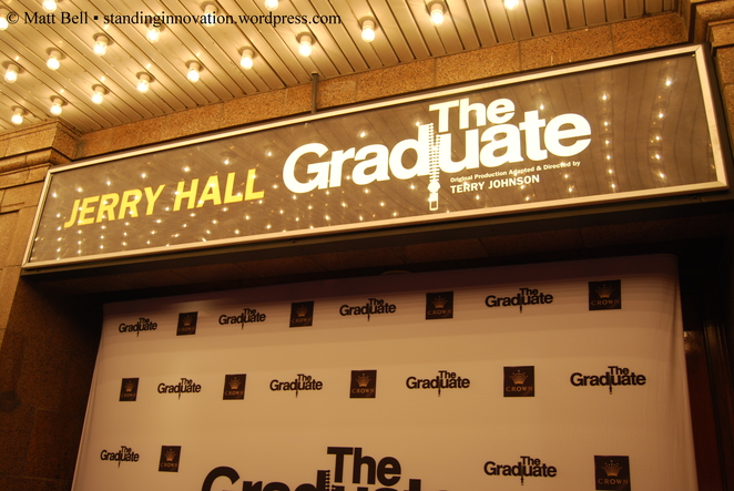 The Graduate Her Majesty's Theatre