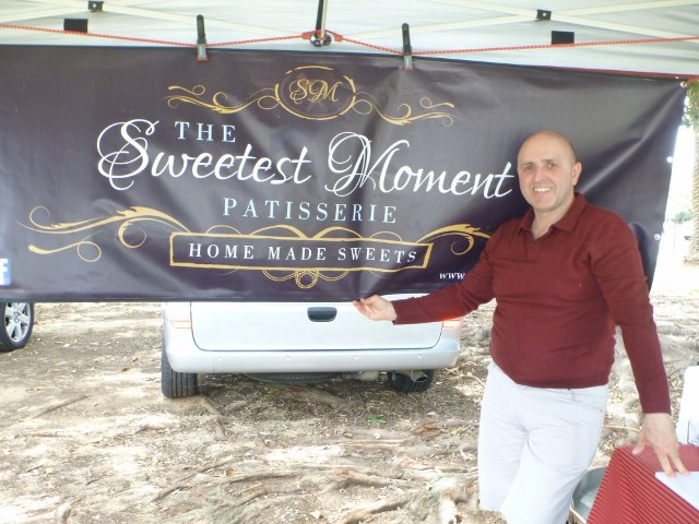 The Sweetest Moment- Mobile Patisserie