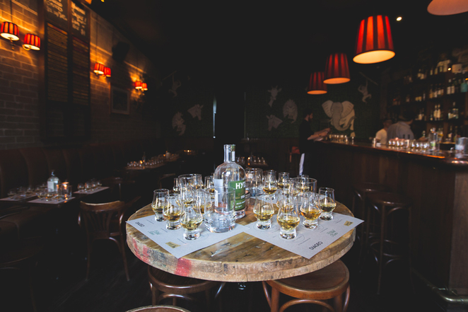 The Whiskey Co-Operative, The Wild Rover