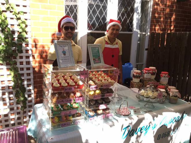 Wattle Street Market, Fullarton Market, Pop up, Garden Market, Locapop, Sure Shot Coffee, Rebeccas Cakes