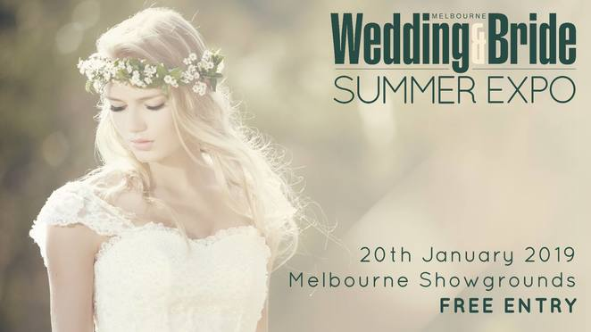 wedding & bride summer expo 2019 melbourne, community event, fun things to do, melbourne showgrounds, ascot vale, wedding and bride, bride and groom, marriage, wedding planner, free tickets, wedding car showcase, supercars, limousines, classic cars, wedding companies, lovers