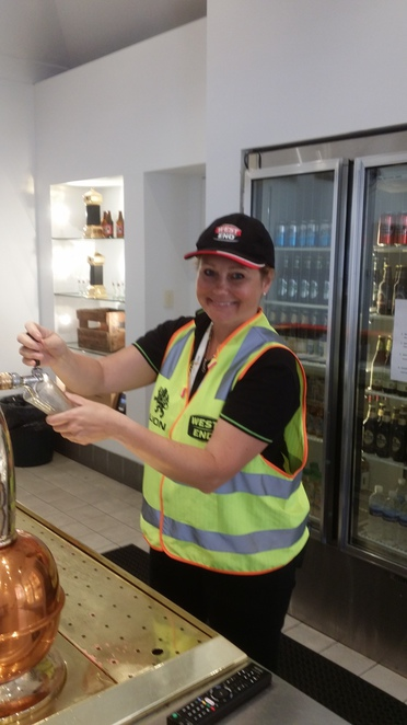 West End Brewery Tour