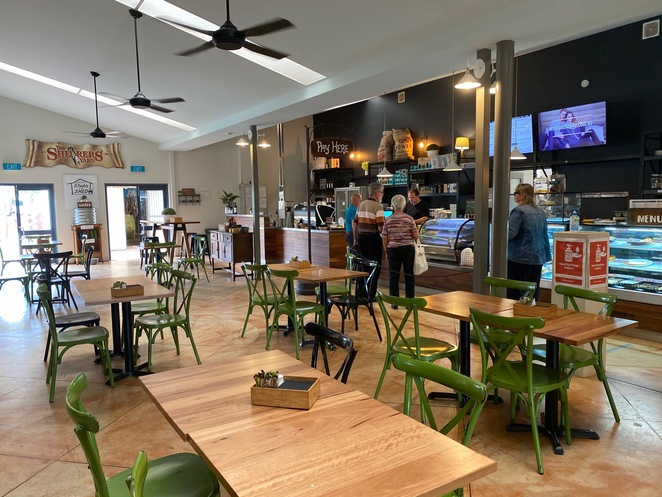 Williams Woolshed Cafe