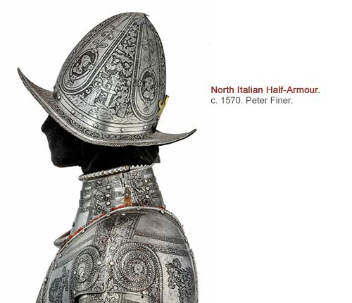 winter antiques show, armour