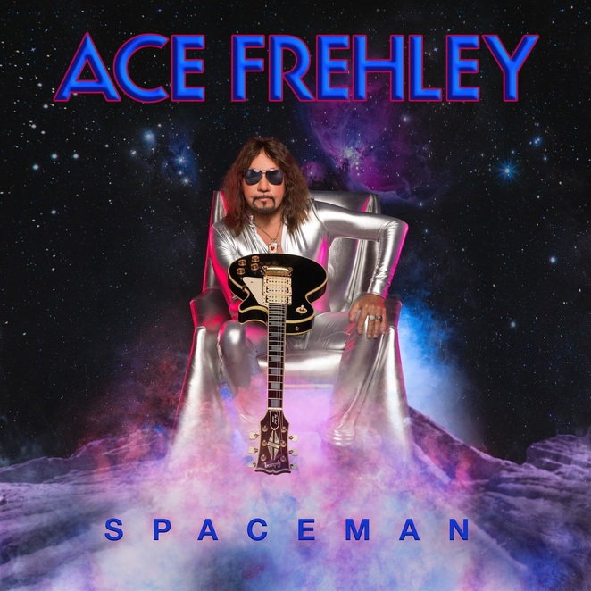 ace frehley, spaceman, album, cover
