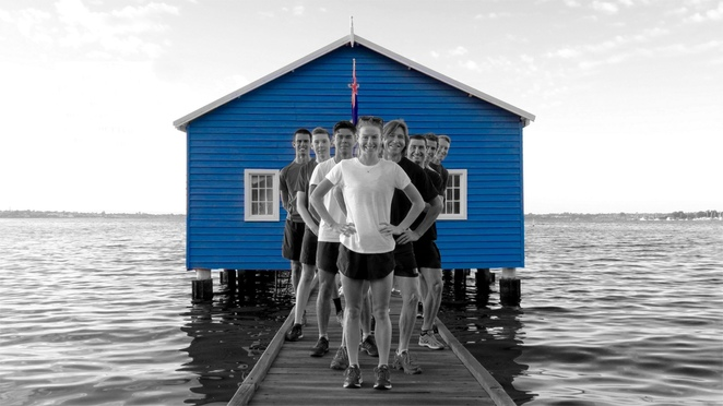 Better Tri Us, triathlon, sport, Simon Billeau, Thomas Bruins, Kenji Nener, Michael Lori, Courtney Ogden, Lauren Parker, Paul Laver