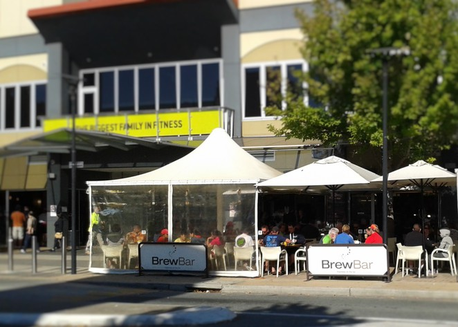 brew bar, tuggeranong, canberra, ACT, cafes, breakfast, lunch, south quay,