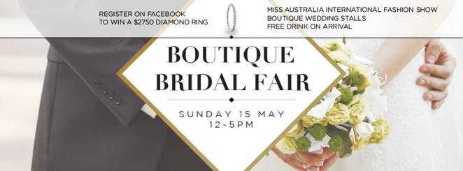 Brides and Grooms find the trendiest ideas at this Expo