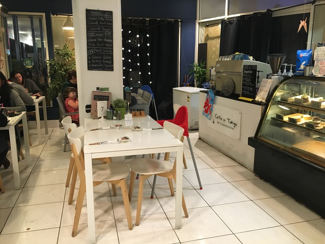 cafe, restaurant, brisbane, algester, southside, southern suburbs, dog friendly, coffee, japanese, asian, fusion, all day breakfast, brunch, dessert, coffee, cafe in tokyo