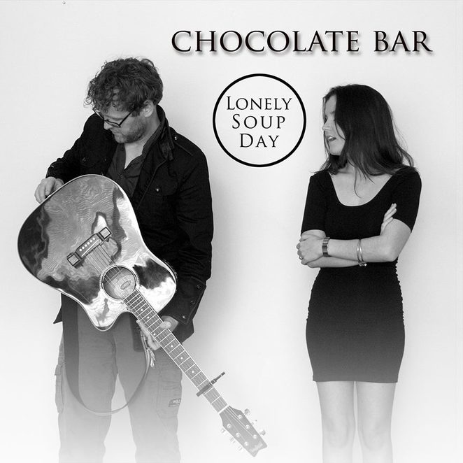 Chocolate Bar Lonely Soup Day Perth bands music EP album radio performance folk rock guitar bass drums piano vocals pop