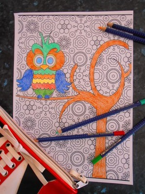 Colouring doesn't have to be child's play!