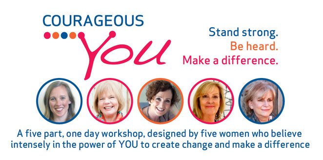 Courageous You Workshop