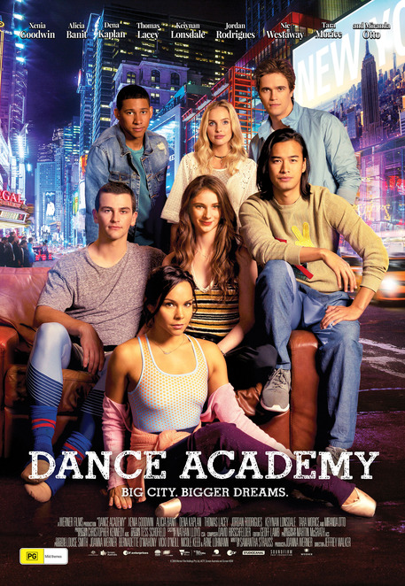 Dance Academy, Dance Academy film review, Dance Academy movie review, Australian movies, Australian cinema, New releases, New movies
