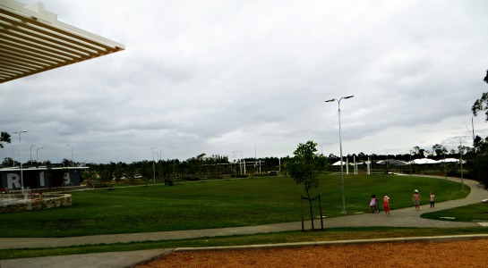 darlington parklands yarrabilba playground community field