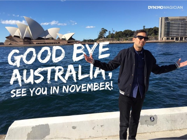 Dynamo, Seeing is Believing Tour, magical, fantasy, great magician, first ever tour of Australia