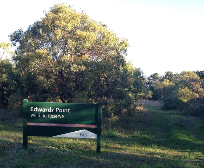 Edwards Point, St Leonards, Bellarine peninsula, Edwards Point Nature Conservation Reserve,