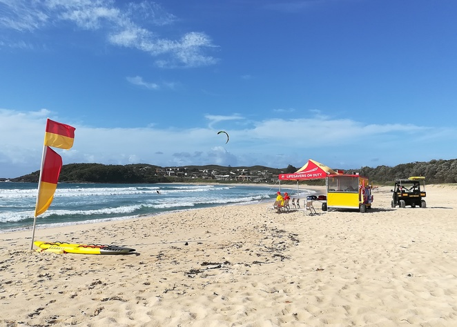 fingal bay, beaches with flags, nelson bay, port stephens, family friendly, surf club, safe, swimming, kids, NSW, beaches,