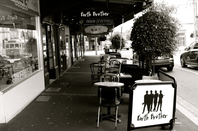 Forth Brother, Cafe, Caulfield