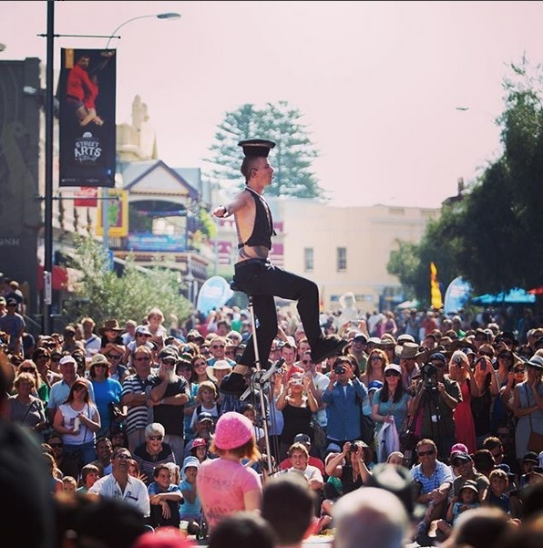 Fremantle International Street Arts Festival