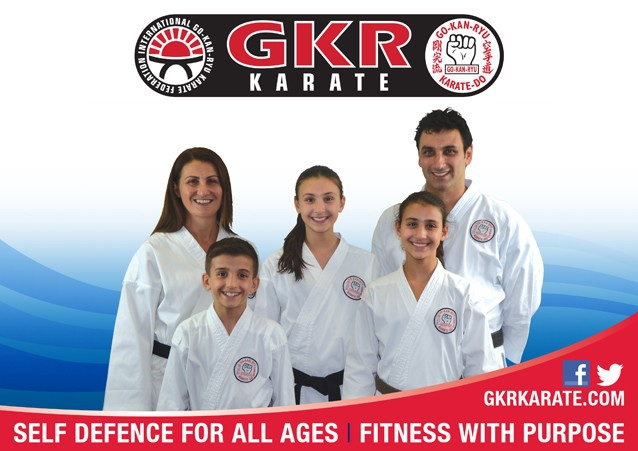 GKR Karate Skills Workshop