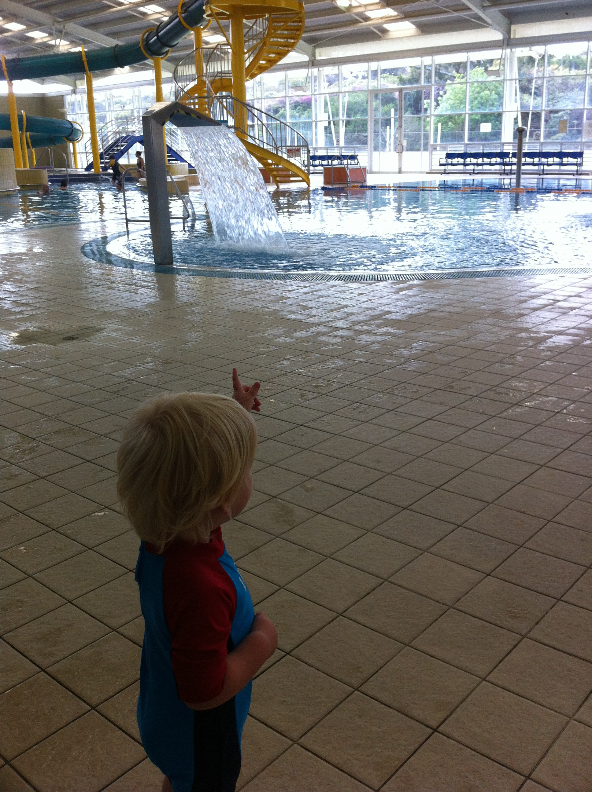 Infant Swimming Lessons Joondalup Arena Perth