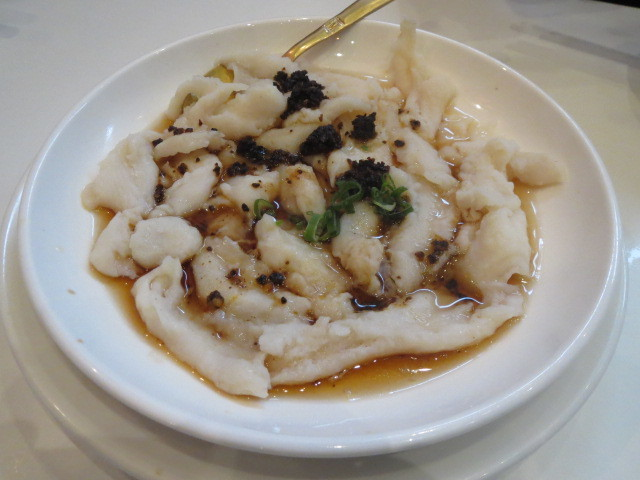 Kowloon Restaurant, Steamed Fish with Home Made Chilli Paste, Adelaide
