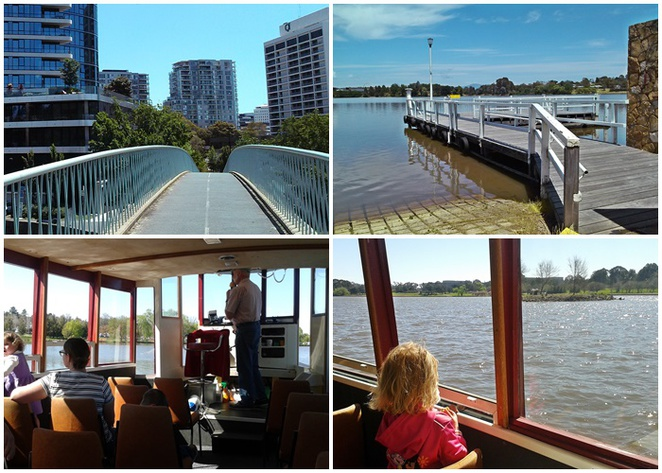 lake burley griffin cruises, new acton precinct, acton, lake burley griffin, kids, crusies, children, family friendly,