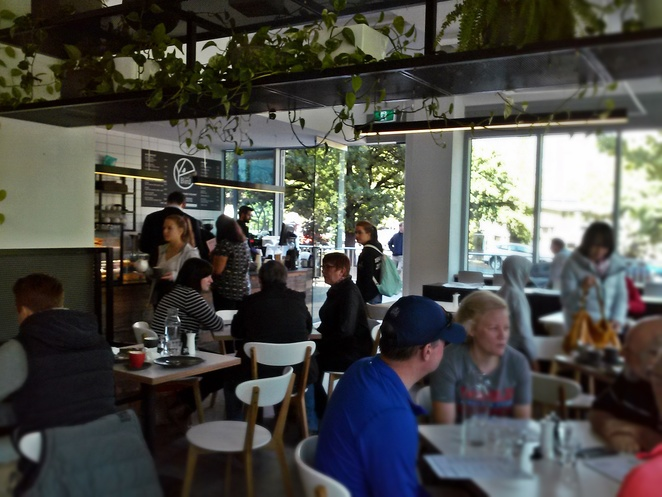 little bird, canberra, barton, bartons best cafes, breakfast, lunch, coffee, canberra, parliamentray triangle, ACT