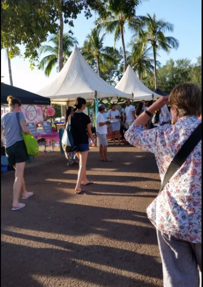 Mindil Beach Market, Mindil Beach Sunset Market, Mindil Beach Sunset Market Opening Night, Darwin, free, market