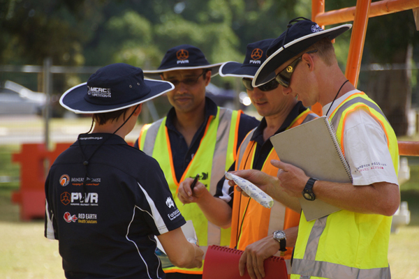 Mining Emergency Response Competition