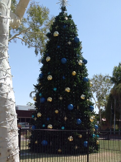 Mount Isa, Queensland, Christmas, outback, free event, family event, community event