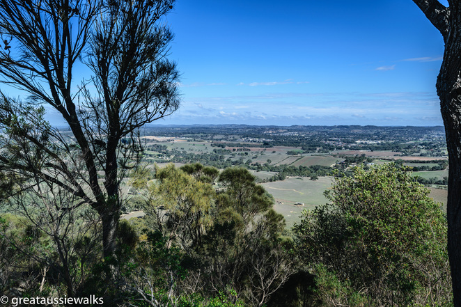 MT Barker Summit, Walk, Hazel Cochrane