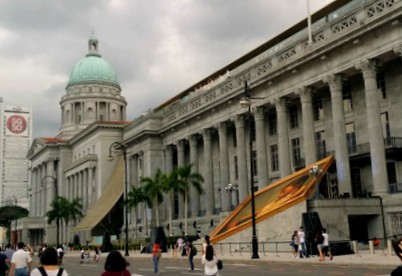 National Gallery, Museum, Cityhall, Supreme Court, TAura, Odette, Yàn, Smoke & Mirrors, National Kitchen by Violet Oon, SAHA and The Altimate, Singapore heritage building, art gallery, wu guanzhong, national monument