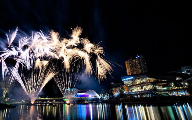 New Year's Eve, New Year's Eve Concert, free, Elder Park, Adelaide, River Torrens, spectacular fireworks, Adelaide Riverbank (Image Supplied)
