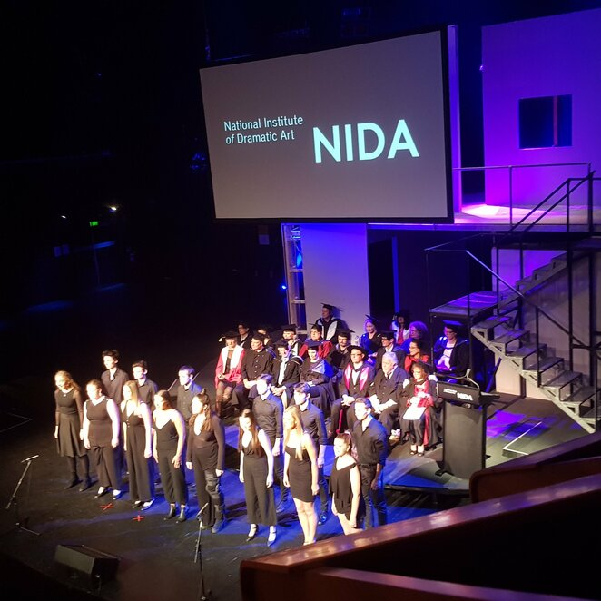 nida open day 2019, community event, fun things to do, performing arts institution, national industry of drematic arts, kensington nsw, back stage tours, alumni and course talks, free shows, nida open classes, schedule of events, top dram school in the world, free event, acting, actors, performers, theatre, big screen actors, small screen actors, movies, television